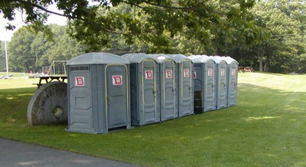 Portable Toilets Maine