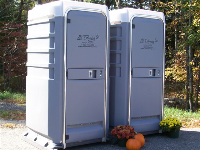 Wedding Portable Toilets Restrooms Maine