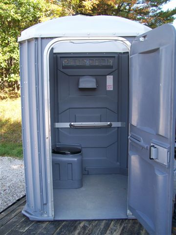 Portable Bathrooms Rentals
