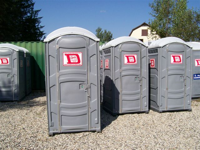 Portable Toilets Rental Maine