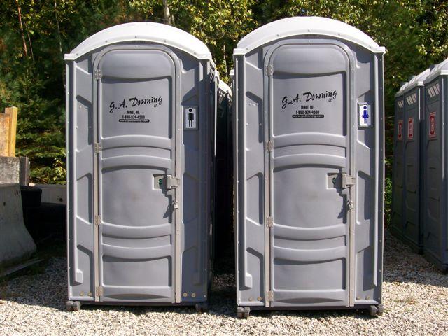 Wedding Portable Toilets Restrooms Maine - Bathroom rentals for weddings